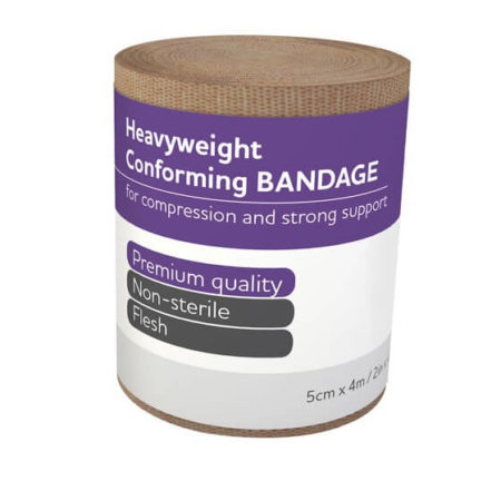 Heavyweight Conforming Bandages 5cm