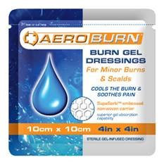 Burn Gel Dressing