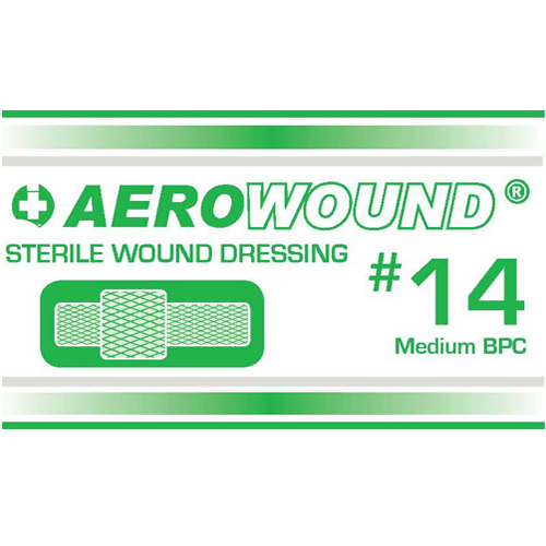 Wound Dressing No. 14