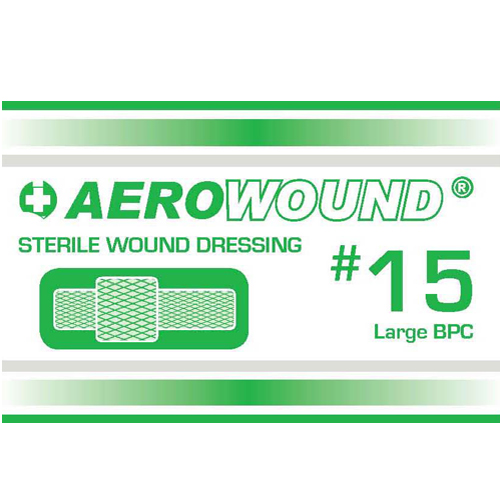 Wound Dressing No. 15