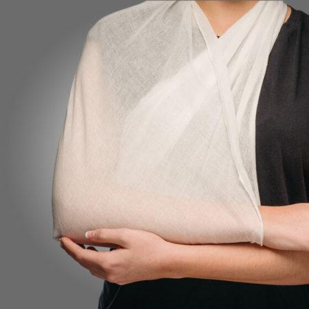 Non-Woven Triangular Bandages