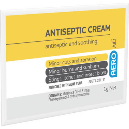 Antiseptic Cream – Sachets