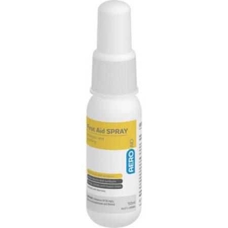 AeroAid Antiseptic Spray