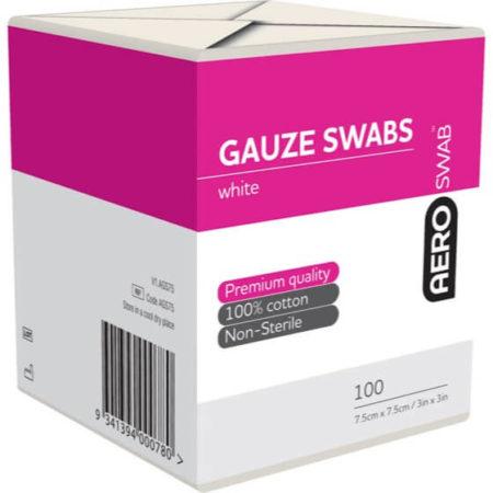 Non-Sterile Gauze Swabs 7.5cm