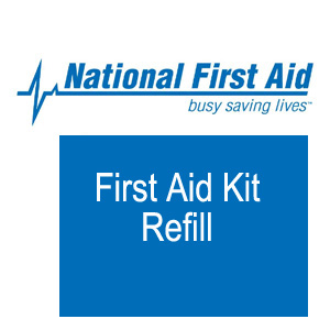 Tradesman First Aid Kit Refill