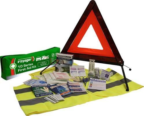 Roadside First Aid Kit