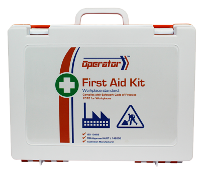 Operator Rugged First Aid Kit