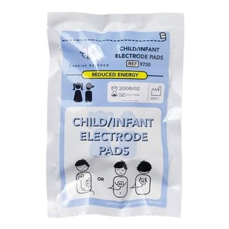 Cardiac Science Powerheart G3 Paediatric Electrodes
