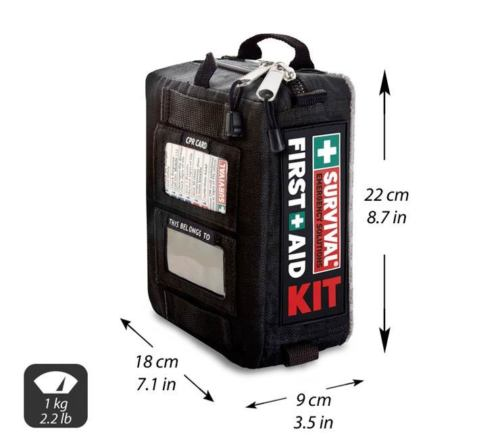 Vehicle Traveller First Aid Kit