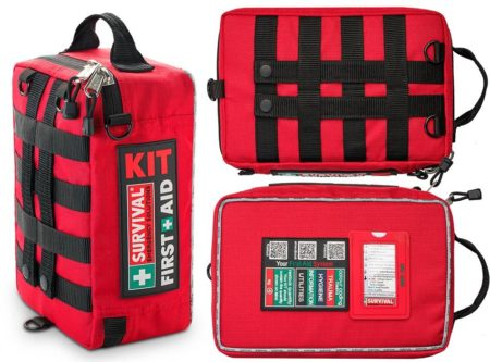 Survival Workplace Home First Aid Kit